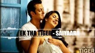 Ek Tha Tiger - Saiyaara - Bollywood Remix By Dj Black Shadow 2012