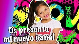 ✨ Os Presento MI NUEVO CANAL 💃 Coreografías, Baile, Retos, Challenge