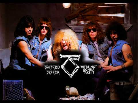 Twisted Sister - We're Not Gonna Take It (instrumental)