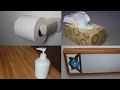 Video for how to make a hiding place for you  in your house
