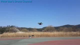 #5 Racing drone Acro mode practice 레이싱 드론 아크로 모드 연습