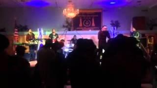 CV BOYS band live with Fortunato