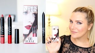 NARS LIP PENCILS & LARGER THAN LIFE LONG WEAR EYELINER | FIRST IMPRESSIONS