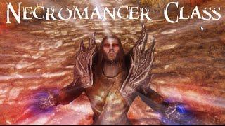 Meet The Classes: Necromancer - Skyrim (Machinima)