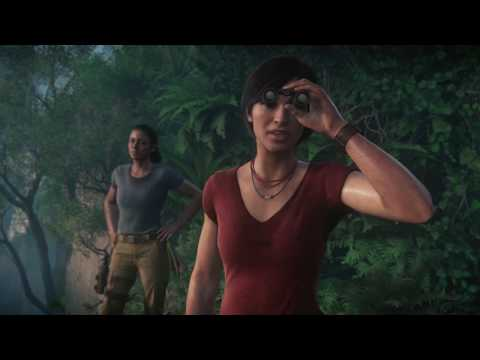 Uncharted  The Lost Legacy   Behind the Scenes with Naughty Dog    de Uncharted : The Lost Legacy