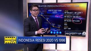 Indonesia Resesi 2020 VS 1998