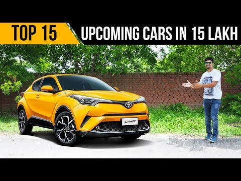 Upcoming Cars Under 15 Lakh In India  - 15+ Cars