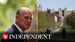 Сегодня Великобритания прощается с принцем Филиппом - мужем королевы Елизаветы II. ФОТО