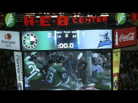 Moose vs. Stars   Jan. 5, 2019