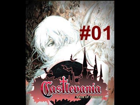 Castlevania Aria Of Sorrow, Cap.-1 El comienzo y el zombi violador