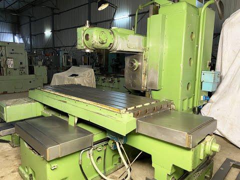 Arno Nomo Bed Milling Machine