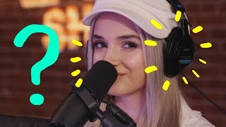 Poppy's hidden voice?