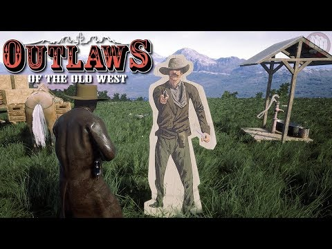 Blaze Of Glory | Outlaws of the Old West Gameplay | S1 EP10