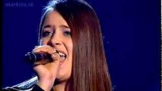 Hlas Česko Slovenska - Natália Hatalová - Etta James - At Last