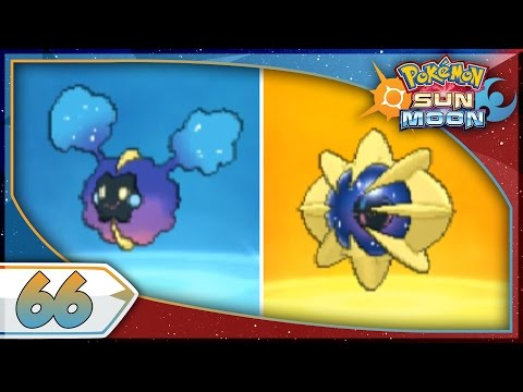how to finish sun and moon demo