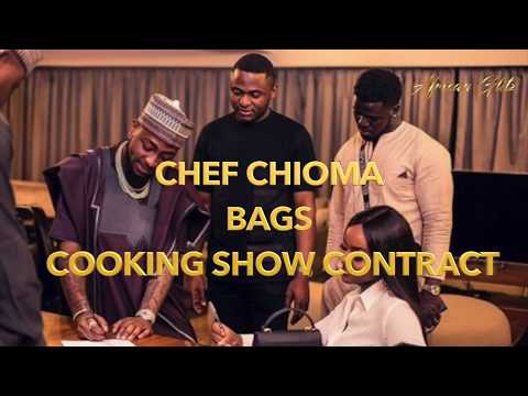 15 Mouthwatering Dishes by Chef Chioma