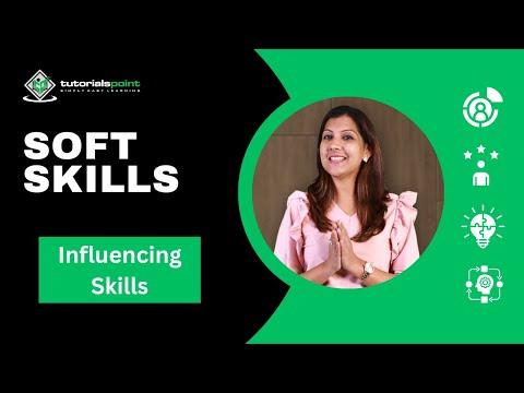 Soft Skills - Influencing Skills - YouTube