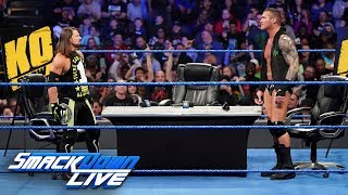 Notas de SmackDown LIVE: Firman contrato Bryan y Kingston; Bliss anuncia nueva defensa titular; Orto