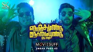 Nenjamundu Nermaiyundu Odu Raja - Moviebuff Sneak Peek 02   Rio, Shirin   Karthik Venugopalan
