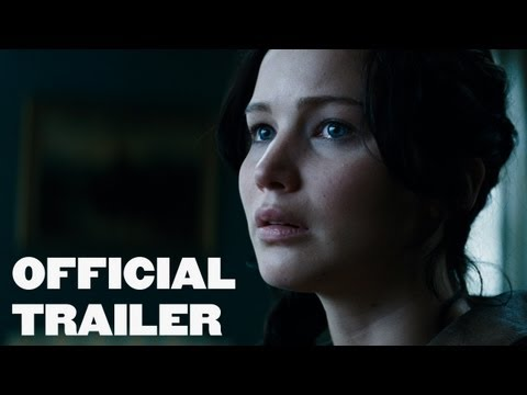 The Hunger Games: Catching Fire Movie Trailer