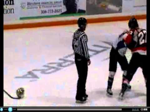 Jordan Peddle vs. Dylan Bredo