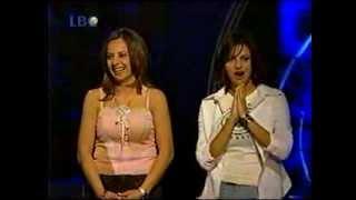 Ruba in Star Maker 2003- The result. ربى في ستار ميكر 2003 - النتيجة