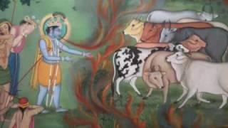 Hindu Art At Radhadesh
