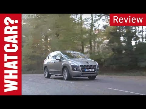 2012 Peugeot 3008 review - What Car?