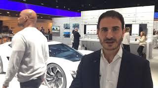 La supercar électrique Audi PB18 e-tron expliquée par son designer