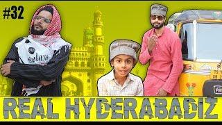 Real Hyderabadiz #32 | Ramzan Special | Comedy + Message | DJ Adnan Hyd | Acram MCB