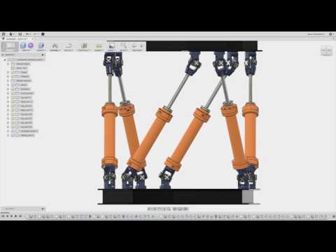 Fusion 360 - Assembly Joints