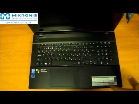 Unboxing Acer V3 772G