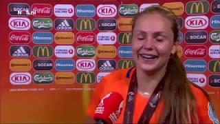 Martens In Vloeiend Zweeds: 'dit Is Fenomenaal' - EK Vrouwenvoetbal