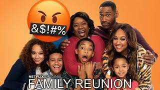 Family Reunion |NETFLIX| REVIEWRANT!