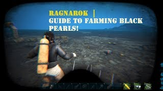 Where to find pearls | Ragnarok | ARK: Survival Evolved