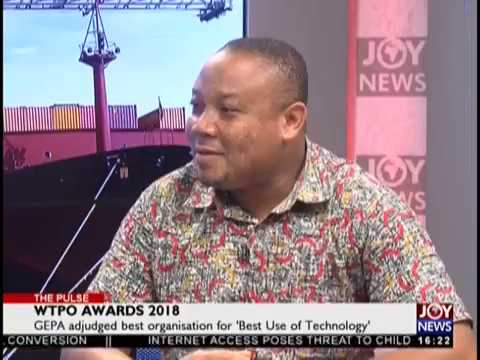 WTPO Awards 2018 - The Pulse on JoyNews (30-10-18)