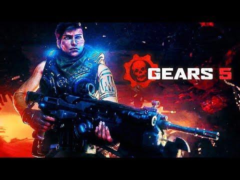 Gears 5 Xbox Live Key XBOX ONE / Windows 10 GLOBAL - 1