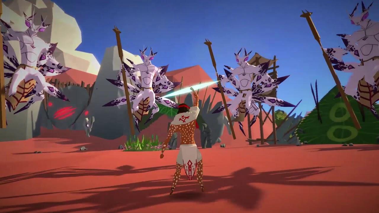 Mulaka, el Juego Mexicano, Llega Hoy a PlayStation 4