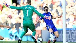 Chelsea 10 Manchester United 18 April 2015 Eden Hazard The Rising Star