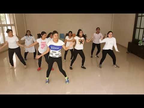 Zumba | Dance | Ek Do Teen | Rekha Kangtani