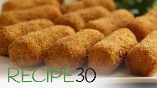 Classic Potato Croquettes - By RECIPE30.com