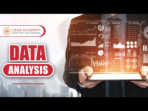 Data Analysis   Online Course   Lead Academy