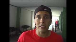 Arema Interview Gustavo Lopez