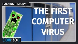 The Creeper Virus | Hacking History