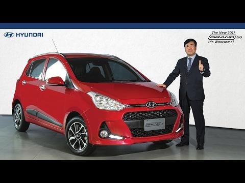 Hyundai | New 2017 Grand i10