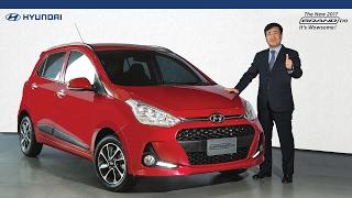 Hyundai | New 2017 Grand i10 | Launch Video