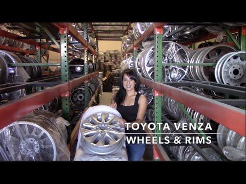 Factory Original Toyota Venza Rims & OEM Toyota Venza Wheels – OriginalWheel.com