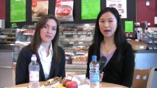 BNF Healthy Eating Video Podcast