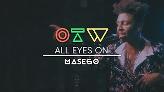 "Masego - ""Send Yo Rita"" & ""Girls That Dance"" [Live + Interview] | All Eyes On"