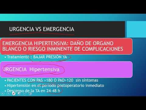 Hipertensión ii riesgo 3